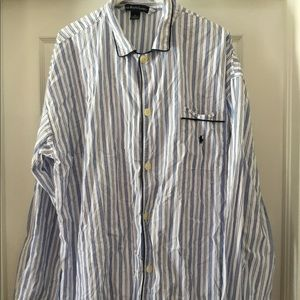 Ralph Lauren Men's Nightshirt & Robe